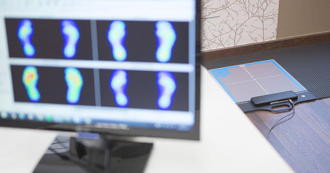 Estudios biomecánicos Clínica del Pie Ponferrada